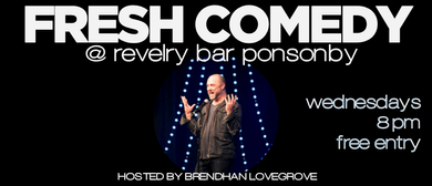Fresh Comedy Night