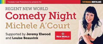 Regent New World Comedy Night