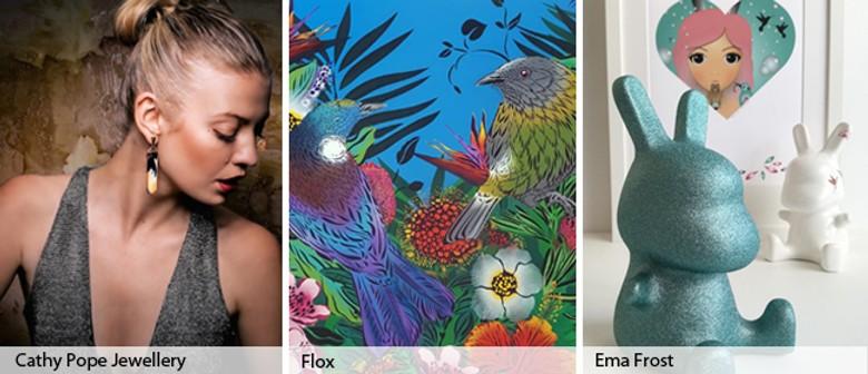 Creative Art and Jewellery Trio Pop Up