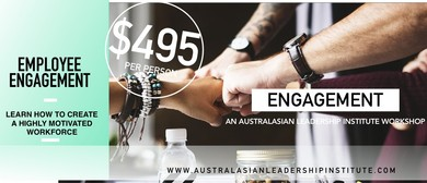 How To Improve Employee Engagement: A Mark Wager Workshop