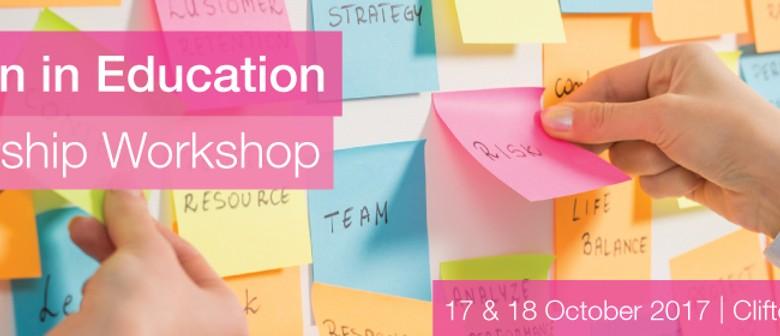 Women In Education Leadership Workshop