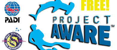 PADI Project AWARE, Free Specialty course