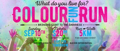 What do you live for? - Colour Fun Run