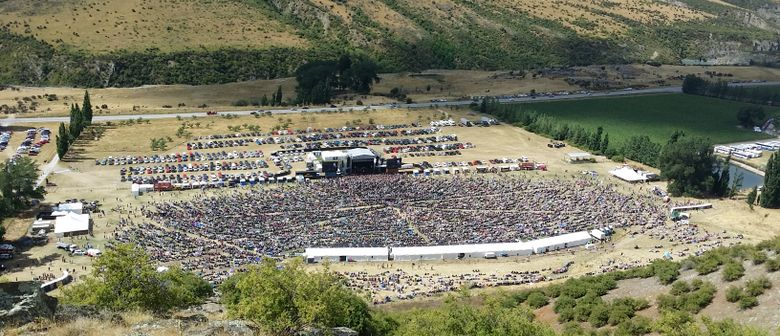 Gibbston Valley Winery Summer Concert: SOLD OUT