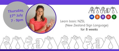 New Zealand Sign Language: SOLD OUT
