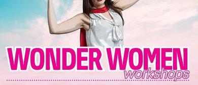 Wonder Women Workshop - Mood-Food