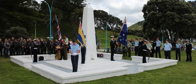 Hauraki Patriots DFMC Passchendaele Memorial Service