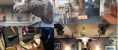 No Reserve Auction, Saloon Saloon