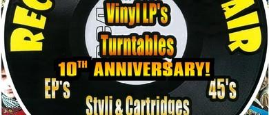 Record Collectors Vinyl Fair