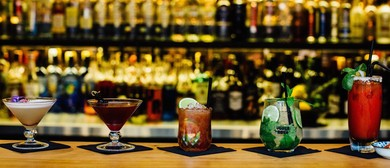 Cocktail Class for Singles