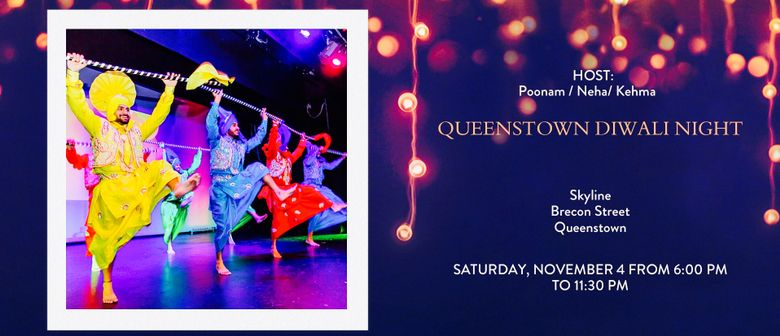 Queenstown Diwali Night