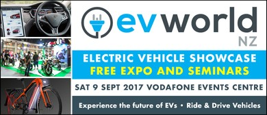 evworld NZ - Electric Vehicle Showcase