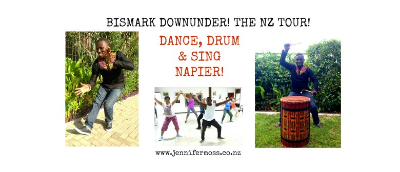 Dance, Drum & Sing with Bismark: Napier