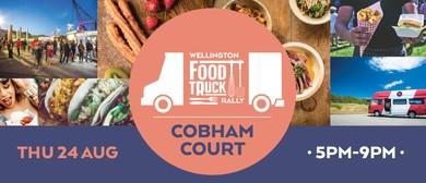 WOAP Food Truck Rally Night Market