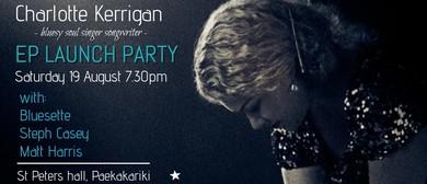 Charlotte Kerrigan EP Launch