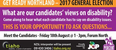 Meet the Candidates 2017