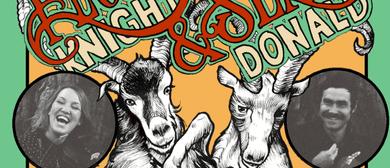 Flora Knight & Sean Donald Album Release Tour