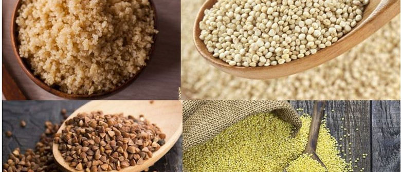 Cooking With Buckwheat, Quinoa, Millet and Amaranth