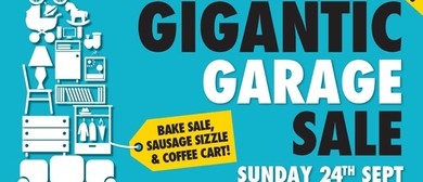 Stanley Bay School Gigantic Garage Sale
