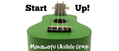 Ukulele Start Up
