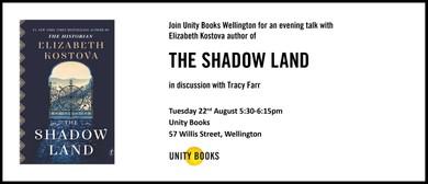Author Talk - Elizabeth Kostova Author of The Shadow Land