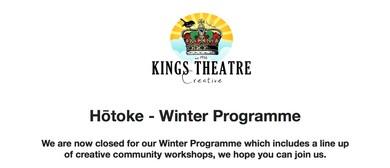Hōteke – Winter Programme