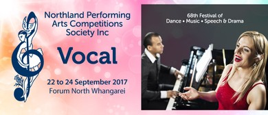 Northland Performing Arts Competitions: Vocal