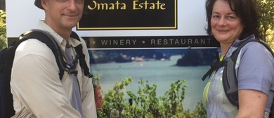 Omata Estate Vineyard - Walk 5