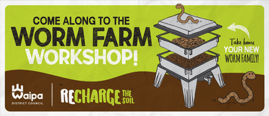 Learn How to Worm Farm