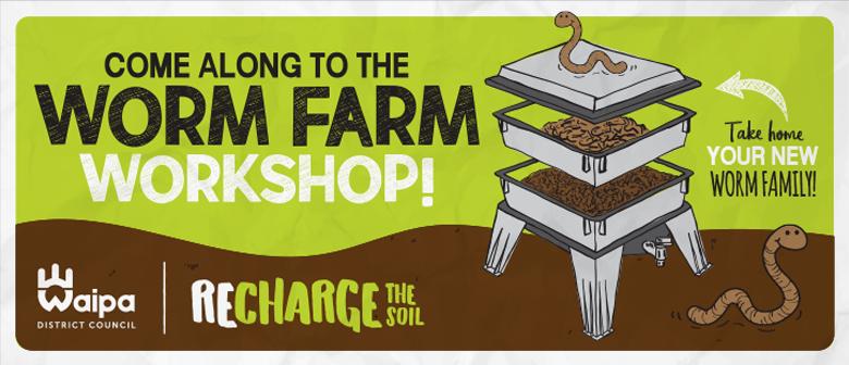 Learn How to Worm Farm