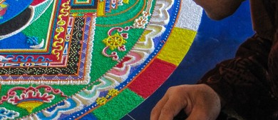 Balance and Harmony: The Creation of a Sand Mandala