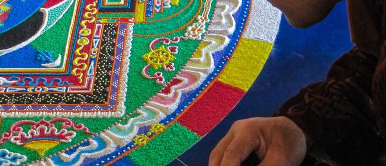 Balance and Harmony: The Creation of a Sand Mandala