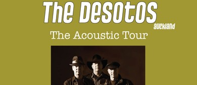 The DeSotos - Acoustic Tour