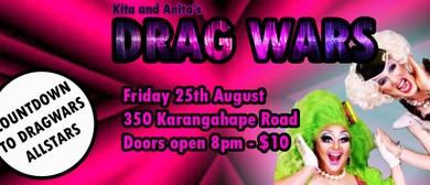 Kita and Anita's Drag Wars – August Edition