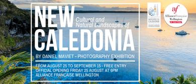 New Caledonia By Daniel Maviet – Photography Exhibition