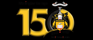 Wellington College's 150th Celebrations