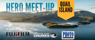 Hero Meet-Up on Quail Island: SOLD OUT