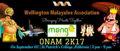 Wellington Malayalee Association Mango ONAM 2K17