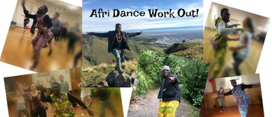 Afri Dance Work Out!