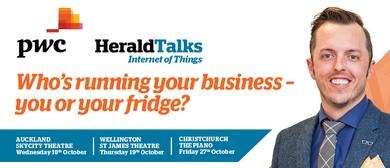 PwC Herald Talks: Internet of Things