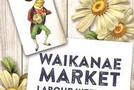 Waikanae Spring Market 2017