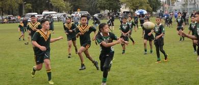 2017 Kiwi Junior Rugby League Festival