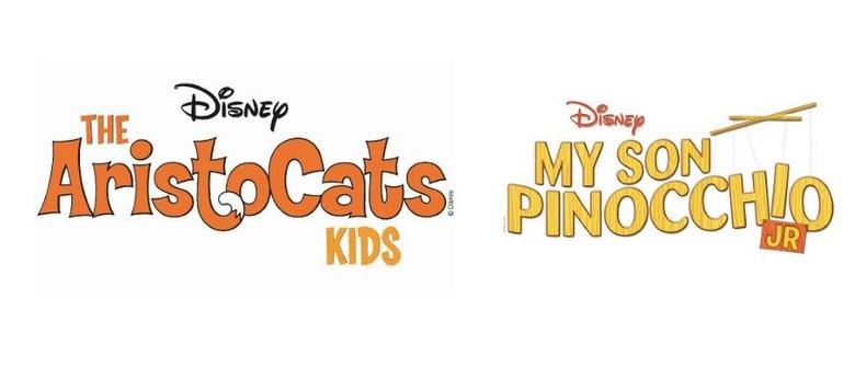 Disney The Aristocats Kids and Disney My Son Pinocchio Jr