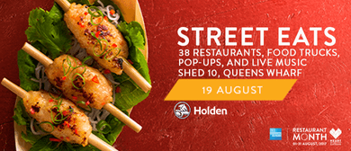 Street Eats With Holden Spark