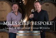 Mills Reef 'Bespoke' Winemaker Dinner