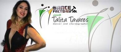 Talita Tavares Brazilian Zouk Class