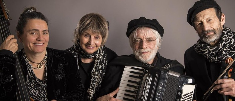 Lunchtime Concert - The Kugels Play Klezmer Reb