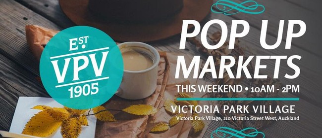 Victoria Park Pop Up Mini Market and Village Fair