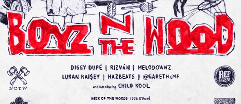 Boyz N the Wood