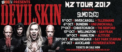 Devilskin NZ Tour 2017: SOLD OUT